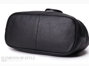 New Fashion Wholesale Ladies PU Leather Handbag /Hight Quality (MA#1615) pictures & photos