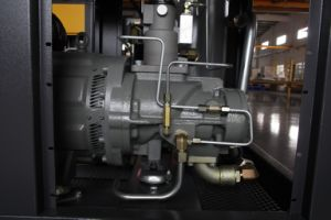 Integrated Pm Variable Frequency Air Cooled Compressors pictures & photos