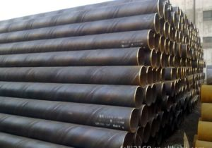 X42 Spiral Steel Pipe pictures & photos