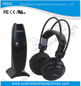 Studio RF Wireless Stereo Silent Disco Headphone (RF863)