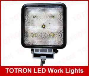 900lm 15W 9-32V Square LED Flood Work Light, T1015 pictures & photos