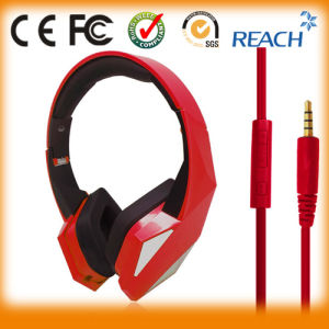 High Quality Computer Headphone with Microphone pictures & photos