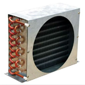 Fin Type Copper Condenser for Refrigeration pictures & photos