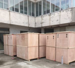 Containerized Seawater Desalination Equipment for Boat pictures & photos