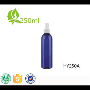 250ml blue Bottle with Mist Spray pictures & photos