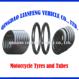 Quality! Motorcycle Rubber Tube, Butyl Inner Tube 2.25-17, 2.50-17, 2.75-17, 3.00-17 pictures & photos
