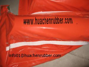 USA Standard Professional Inflate Rubber Oil Booms pictures & photos