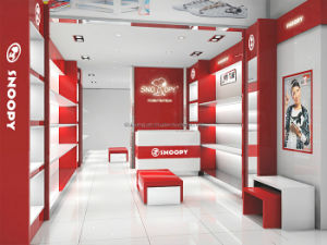 Female Shoe Store, Shop Design, Retail Store Display