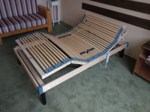 2016 Popular Birch Wood Electric Beds pictures & photos