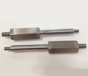 Shaft OEM ODM Turned Machining Turning Parts Hexagonal Bar pictures & photos