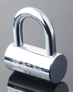 Chrome Plated Hammer Padlock (HP) pictures & photos