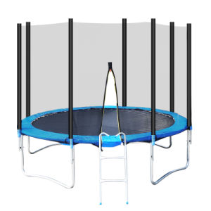 Fitness Equipment, Big Trampoline, outdoor Trampoline with Safety Net pictures & photos