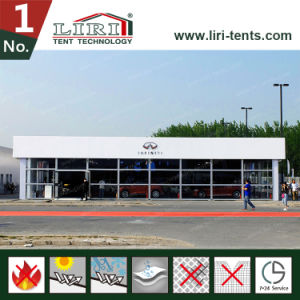 Cube Structure Tent 15X15m with White PVC Fabric for Exhibition pictures & photos