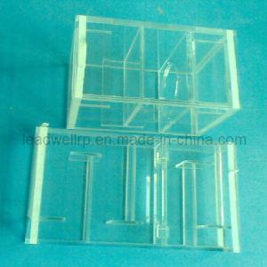 Transparent ABS Prototype in CNC Machining/ Rapid CNC Prototype (LW-02040) pictures & photos