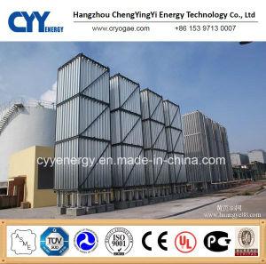 Lox Lin Lar LPG LNG High Pressure Ambient Gas Vaporizer pictures & photos