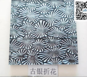 Best Quality 3mm to 5mm Nano Color Patterned Glass pictures & photos