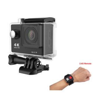 Remote Action Camera 4k WiFi Ultra HD Waterproof Mini Cam Sports Camera