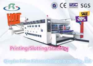 Automatic High Speed Flexographic Corrugated Box Printing Machine pictures & photos