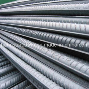 Supply HRB400/HRB500/Bs4449/ASTM 615 Steel Rebar, Deformed Steel Bar, Iron Rods for Construction/Concrete/Building pictures & photos