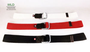 Classic Style Cotton Fashion Jean Belt (KY5387) pictures & photos