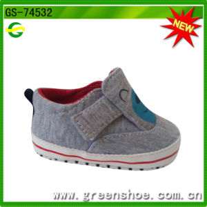 Hot Fashion Good Walking Comfortable Baby Shoes in Bulk pictures & photos