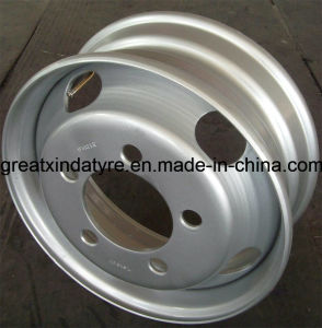 Best Steel Wheel Rim, Truck Wheel Rim (17.5X6.00, 17.5X6.75) pictures & photos