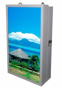 46inch Outdoor Landscape LCD Sign pictures & photos