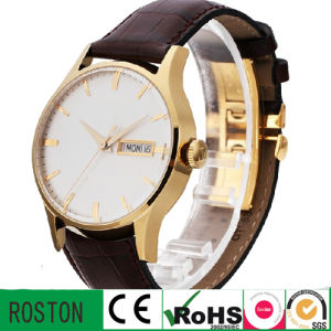Fashion Voguer Stainless Steel Watches Japan Movt pictures & photos