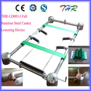 Funeral Home Use Casket Lowering Device (THR-LD003) pictures & photos