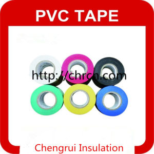 PVC Insulating Adhesive Electrical Tape pictures & photos