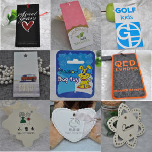 China Hangzhou Professional Paper Hangtag Factory pictures & photos