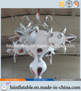 2015 Hot Selling Inflatable Star 005 for Cparty, Home, Event Ceiling Decoration with LED Light pictures & photos