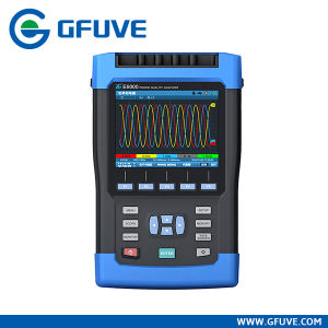 3p4w Clamp-on Three Phase Power Analyzer pictures & photos