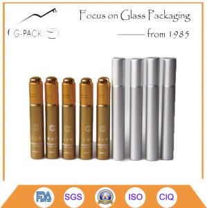 Printing Glass Bottle for Nail Polish Oil Packing pictures & photos