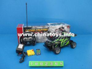 New Plastic 4-CH R/C Toy Car with Electricity (1002368) pictures & photos