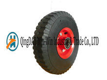 10 Inch Solid Rubber Wheels for Hand Trucks and Trolleys pictures & photos