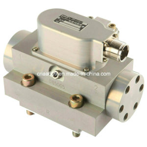 609 FF-113 Electro-Hydraulic Flow Control Servo Valve Precision Control pictures & photos