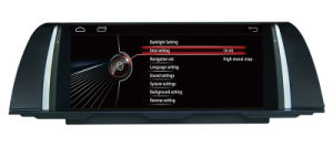 """Android 4.4 10.25"""" Car GPS for BMW 5 GPS Navigation pictures & photos"""
