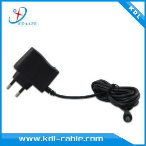 Ce & RoHS Certified! Switching Power Supply 5V 600mA AC DC Power Adapter with Black & White Color