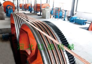 Stranding Machine for Wire Core High Speed