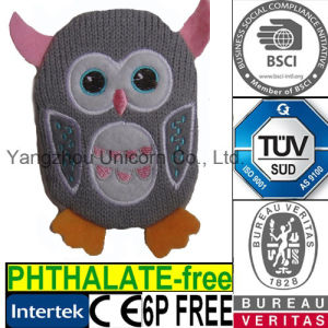 Baby Owl Toy Instant Hand Warmer Toy