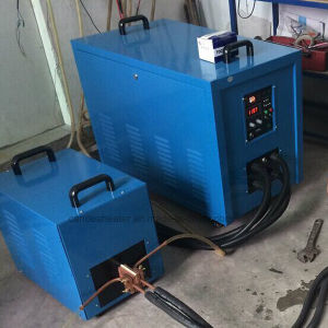 IGBT Hf-60kVA Induction Hardening Generator Qunching Gear Optic Axis Surface pictures & photos