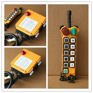 F24-10s Industrial Radio Remote Controls for Bridge Crane pictures & photos