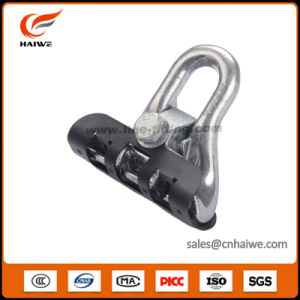 Aluminum Alloy Suspension Clamp for Overhead Line Fitting pictures & photos