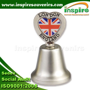 London Customized Dinner Bell with Epoxy Spinner (dB 324) pictures & photos
