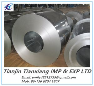 Roofing Making Full Hard Hot Dipped Galvanized Steel Coil pictures & photos