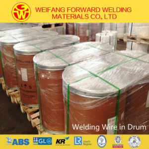 Mag Gas Shielded Welding Wire with Little Welding Slag on The Welding Surface pictures & photos
