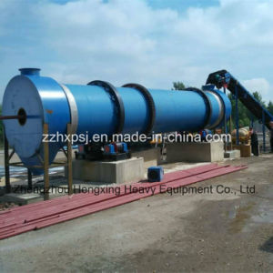 Ce Certificated Sawdust Rotary Dryer for Export pictures & photos