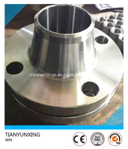 Special Customized F304 Stainless Steel Weld Neck Flanges pictures & photos
