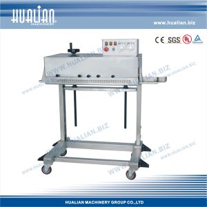 Hualian 2017 Continuous Band Sealer Without Conveyor (FR-1370L/T) pictures & photos